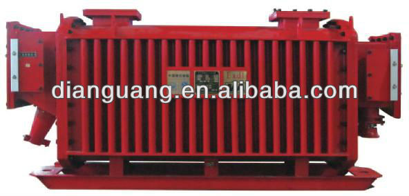 Kbsg Mining Explosion Proof High Voltage Dry-type Transformer ...