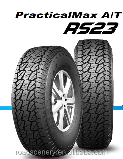 White letter tyres 265/75R16 LT for all terrian