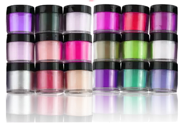 Acrylic Nails Wholesale Your Own Brand Makeup Nail Gel Matching Color 3 In 1 Dipping Powder System