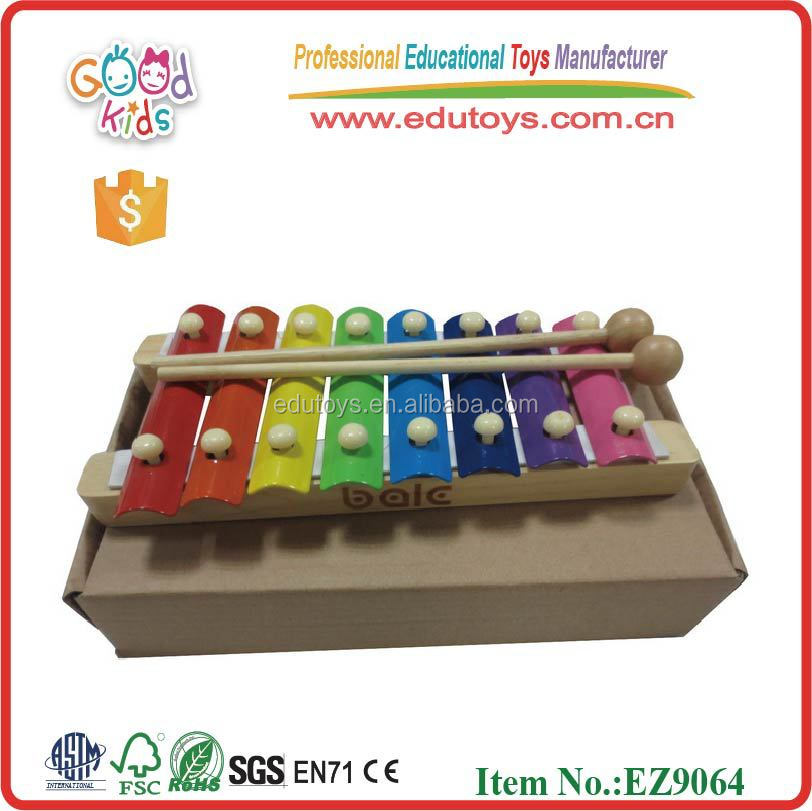 2017 new xylophone instruments,popular mini xylophone for kids ,hot sale baby xylophone toy