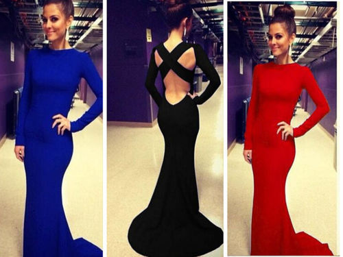 00a027ba4242 Wholesale onen 2015 Summer Women s Celebrity Neck White Bandage Bodycon Sey  Nightclub Party Prom Dresses For
