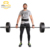 Procircle Conditioning, Strength Training Weight Lifting Barbell Bar Bumper Plate