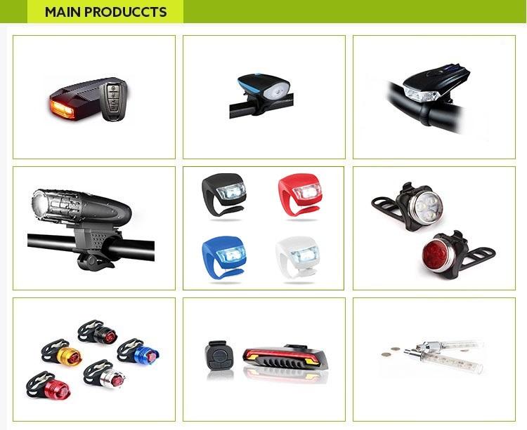 2000 mah mạnh mẽ xe đạp ánh sáng USB sạc 1000lm led xe đạp ánh sáng
