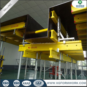 Beam for formwork beam System Formwork System of Table Formwork and Slab Form