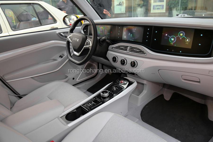 Arcfox Baic New Energy Lite Force Type Buy New Car Hot