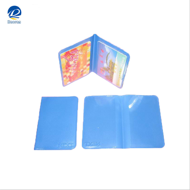 Buy cheap china fashion business card holders products find china customized pvc id business card holder supplier in china colourmoves