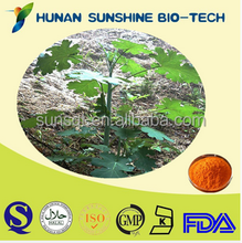 Chinese supplier supplement Anti-diarrhea Pink Plumepoppy Extract 60% Total alkaloid CAS112025-60-2