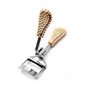 Eco-friendly Eyelash Curler with Gold Diamond Handle