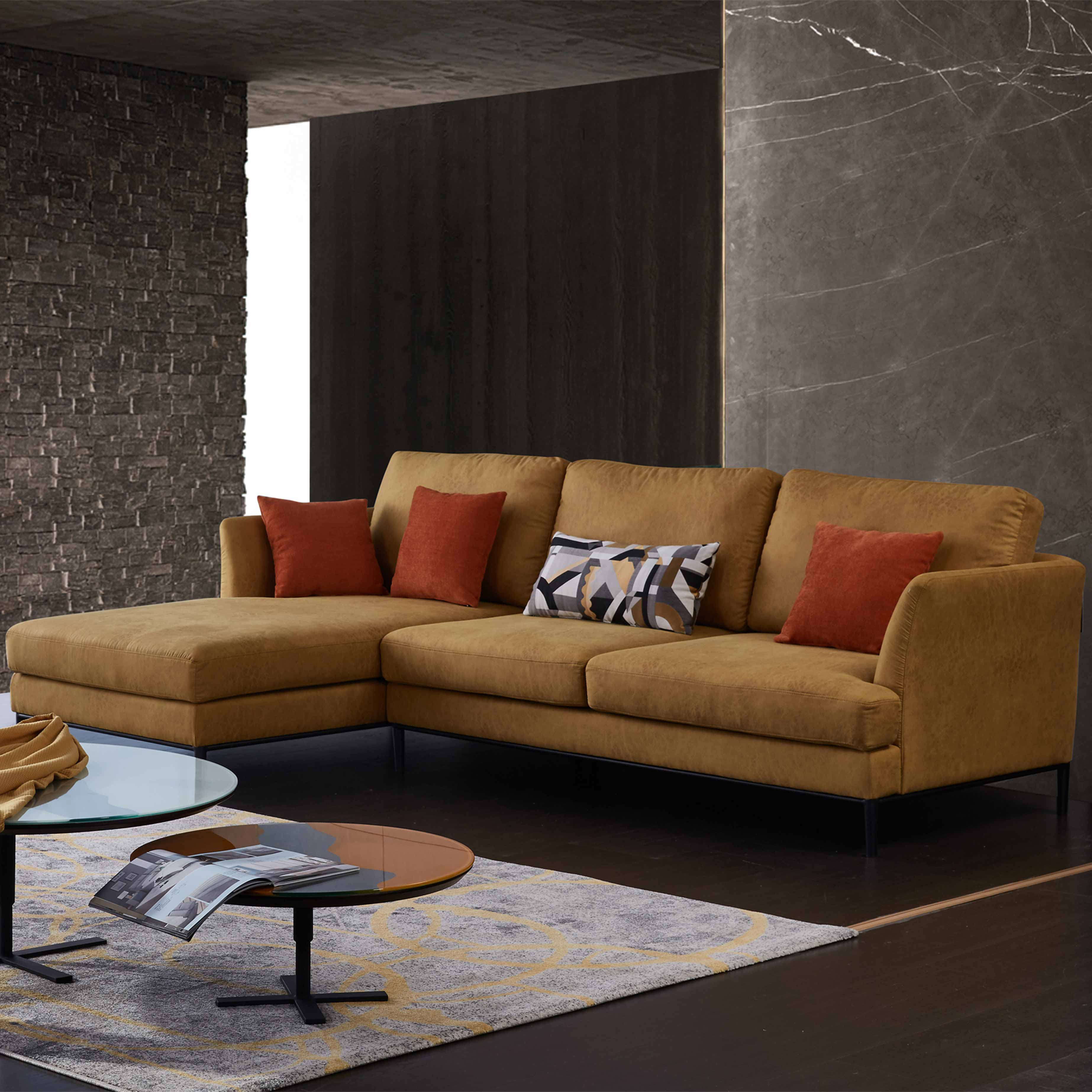 Fashion Japanese Style Living Room Furniture Modern Fabric Sofa, View High  Quality Sofa Living Room, HTL Product Details from Foshan Global Chanh Hoa  ...