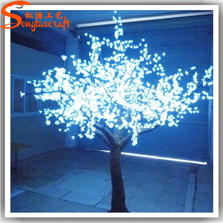 Marvelous Factory Cheap Led Light Up Cherry Blossom Tree Outdoor Lighted Pink Flower  Blossom Sakura Trees Outdoor