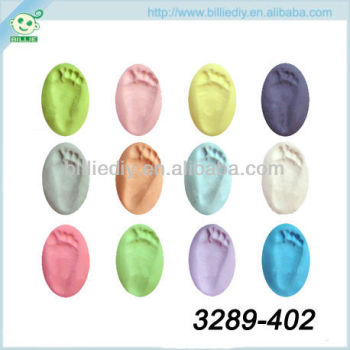 Baby Imprint Ornament Hand & Foot Print Clay