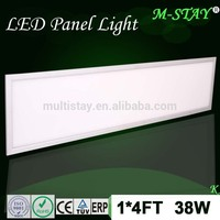 Factory new product 300 1200 mm led panel light can halogen bulbs be replaced with led
