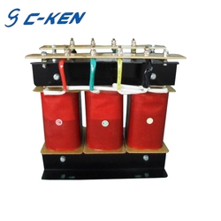 Cken Oil-Immersed 380V 220V 110V 36V Output Voltage Three-Phase Distribution Power Transformer