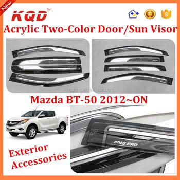 Mazda bt50 sun door visor door visor injection for Mazda bt50 acrylic auto sun  visor a8b15fd8b84