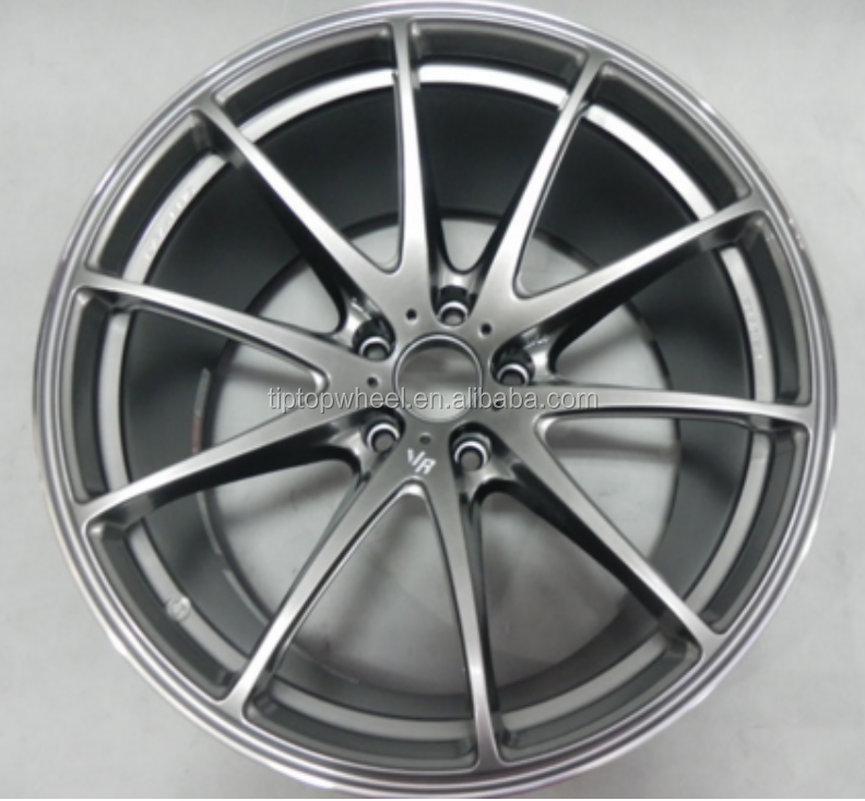 18 inch rines car alloy wheel rims 5/10X108-120 emr wheels