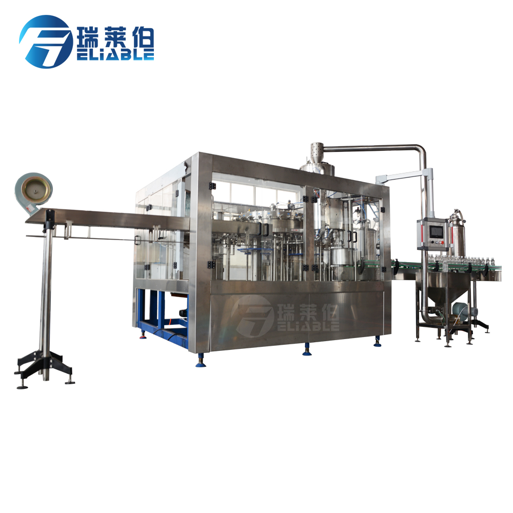 Carbonated Soft Drink Making Machine/Soda Water Production Line