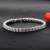 New Women's Tennis Bangle Bracelet CZ Wholesale AAA Cubic Zirconia Filling Bracelet Jewelry