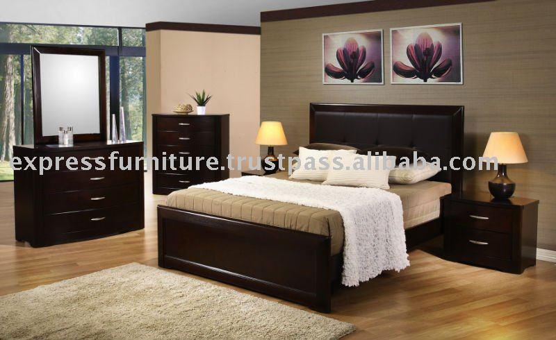 wandfarbe schlafzimmer dunkle mbel. Black Bedroom Furniture Sets. Home Design Ideas