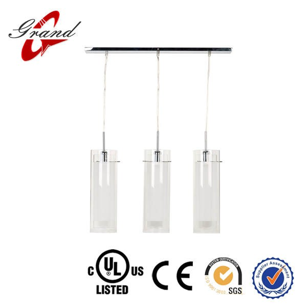New design indoor lighting pendant lamp with UL & cUL certification