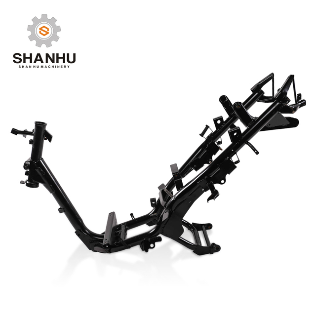 Factory directly wholesale custom design gas scooter motorcycle body frame for BWSI