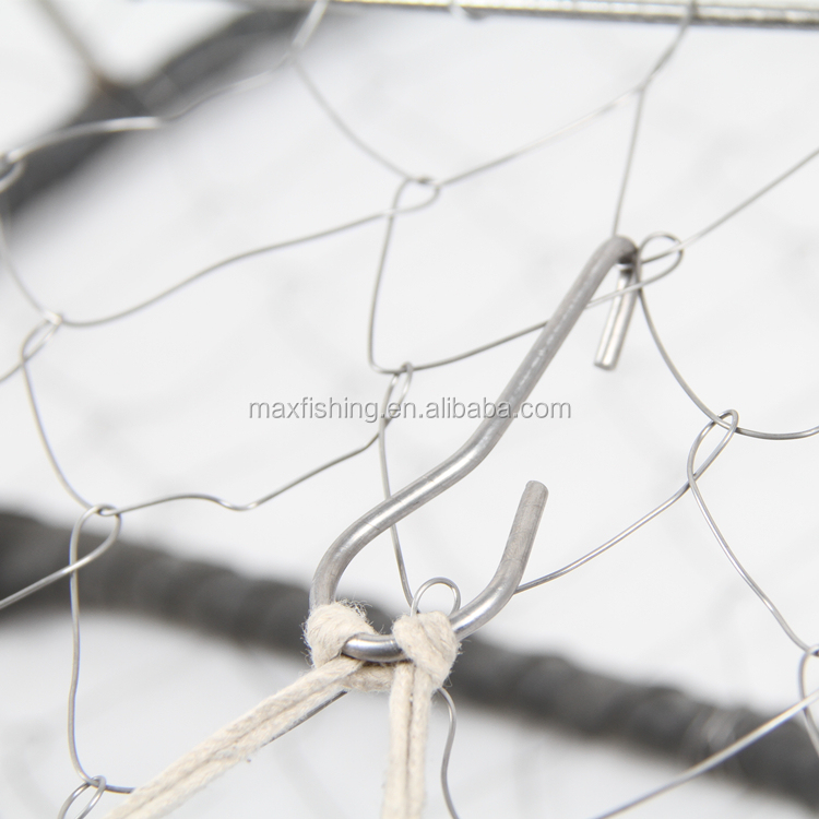 Wire Mesh Crab Pot, Wire Mesh Crab Pot Suppliers and Manufacturers ...