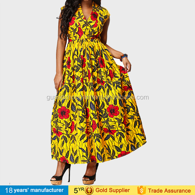 women vintage plus size dashiki printed sets african