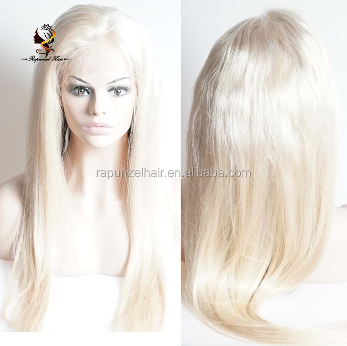 Парики из длинных натуральных волос