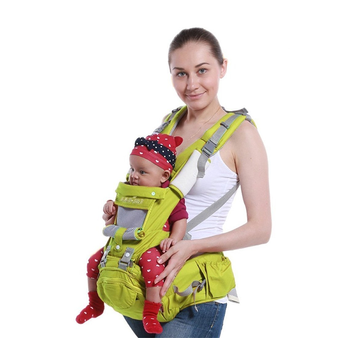 23868e73cc7 Get Quotations · Baby Carrier Multifunctional Backpacks   Carriers Baby  Bibs