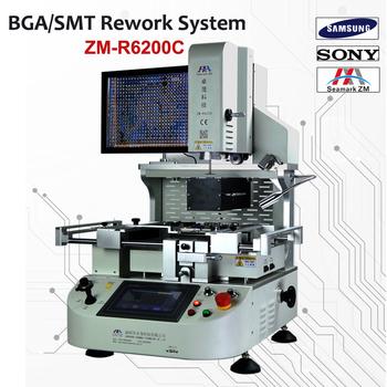 Macbook Pro Logic Board Repair Machines Zm-r6200c Bga Rework Station For  Gpu Cpu South Bridge Replacement - Buy Logic Board Repair