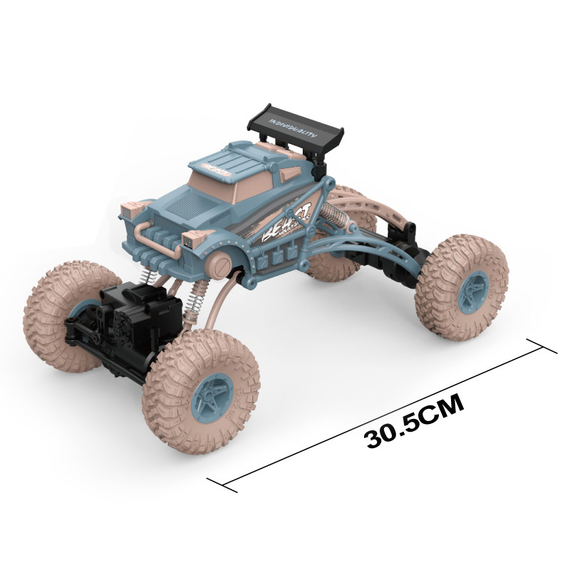 Top sale plastic 2.4G 1:14 scale 4WD rally remote control car toys