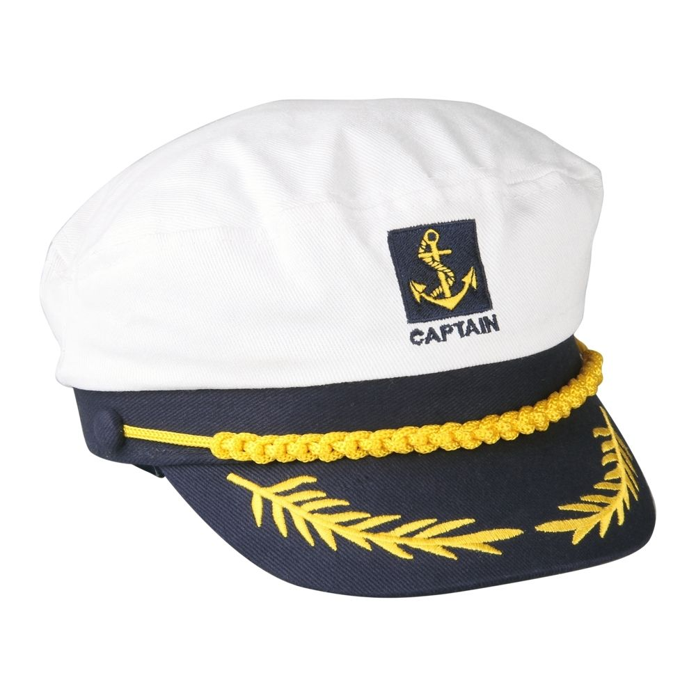Wholesale- DSGS 2016 Hot Style Sailor Ship Boat Captain Hat Navy Marins  Admiral Adjustable Cap White