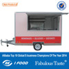FV-30NEW cast iron gas griddle food cart baking griddle food cart industrial gas griddle food cart