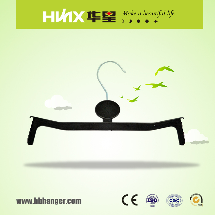 HBK539 Cloth Hanger Manufacturer High Quality Plastic Garment Hanger