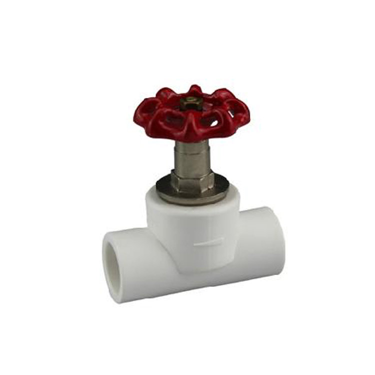 25 Mm 32 Mm Fitting PPR Stop Valve Gate Valve