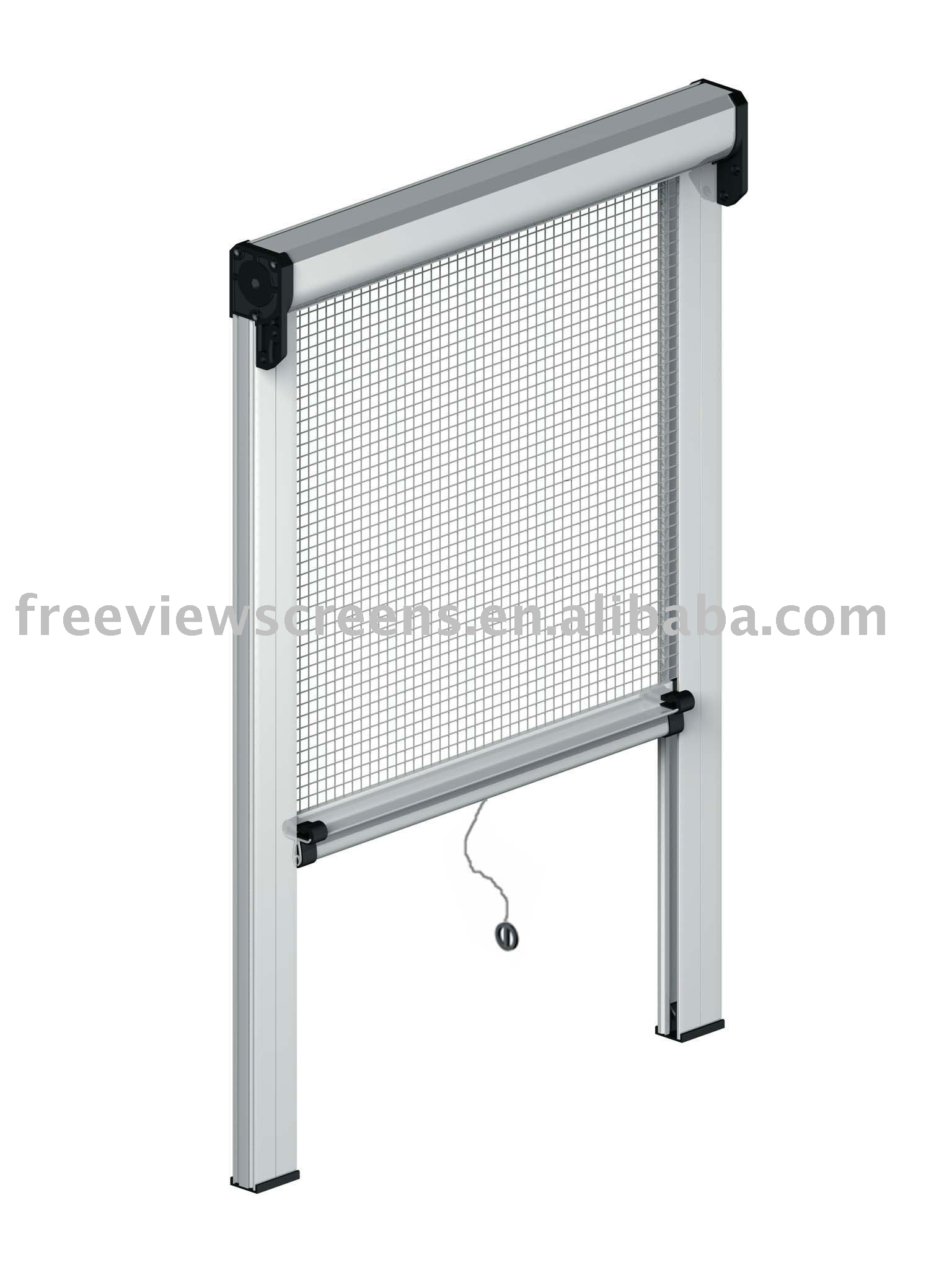 Retractable Insect Screen Window   Buy Retractable Insect Screen Window,Insect  Screen,Rolling Netting Product On Alibaba.com