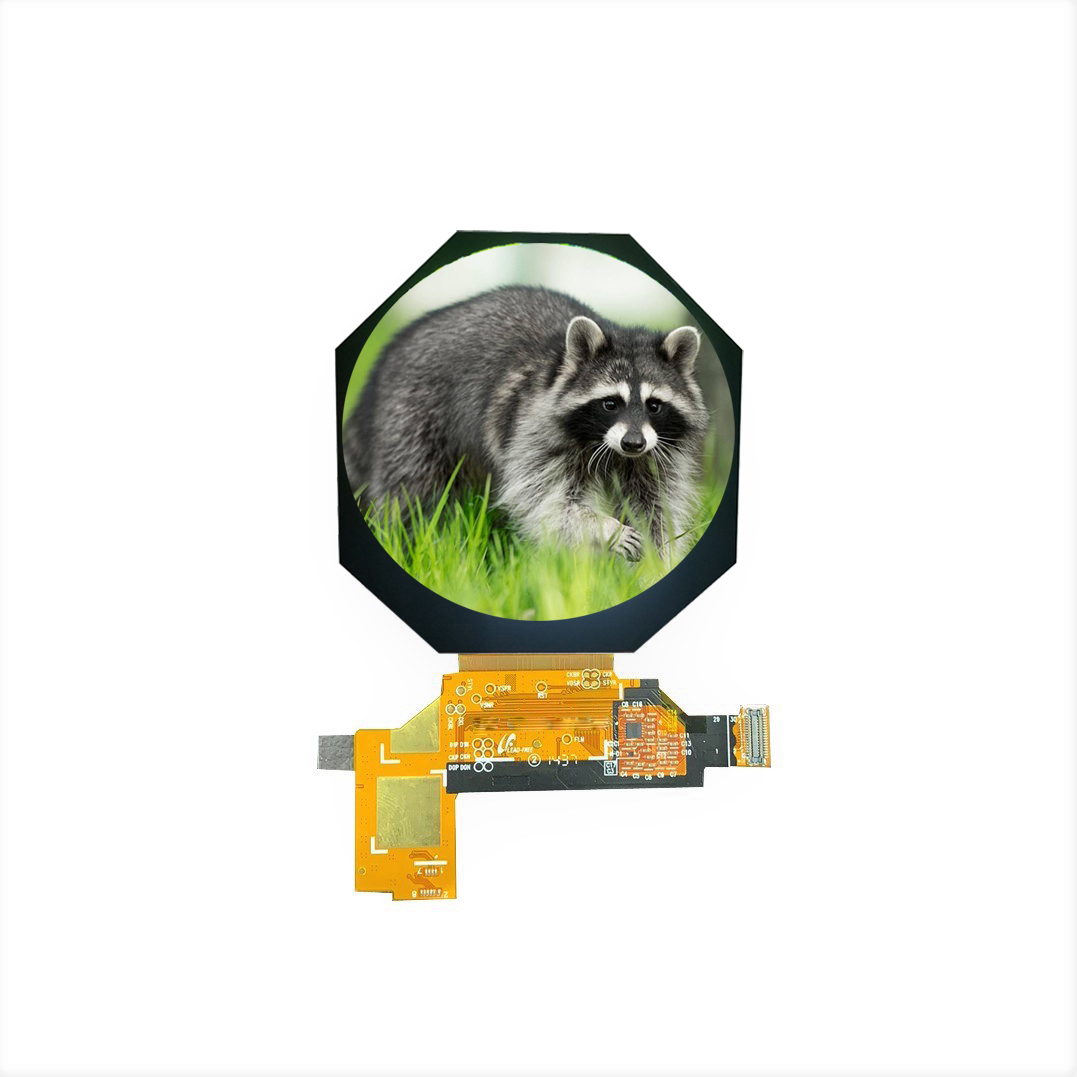 IPS 2.1inch round lcd display 480*480 round lcd display module with MIPI