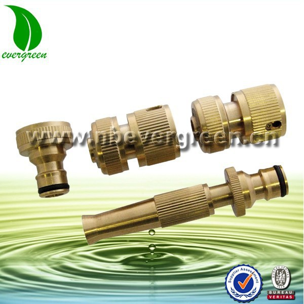 ABS Garden Hose Fitting Set Quick Connect Water Fittings