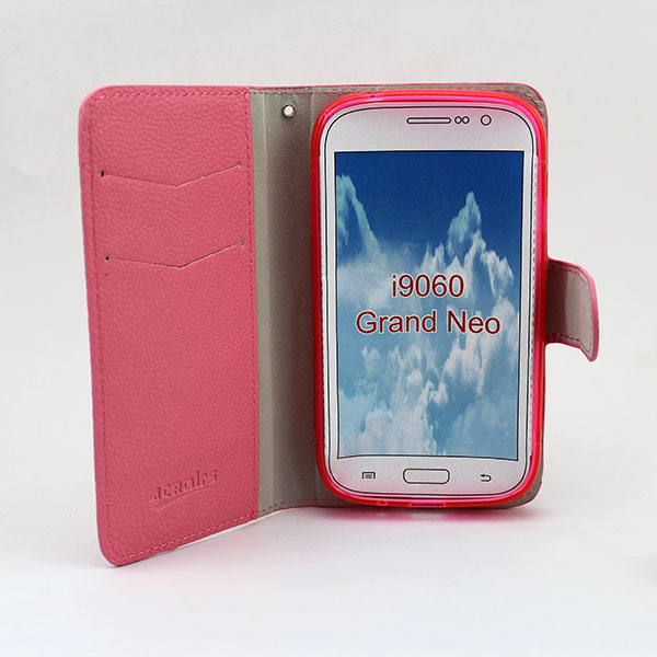 eef60821ad9 New Model Wallet Leather Case For Samsung Galaxy Grand Neo I9060 ...