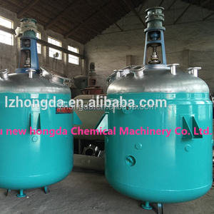 industrial packed bed chemical reactor