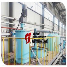 chrysotile asbestos cement board making machine