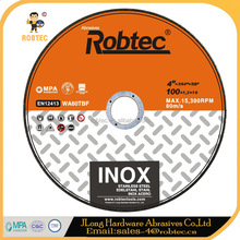 "A46 Tbf 41 Robtec 4"" Cutting Disc/wheel/cut-off Wheel Used For Steel And Metal High Quality 4 Inch Cutting Wheels"
