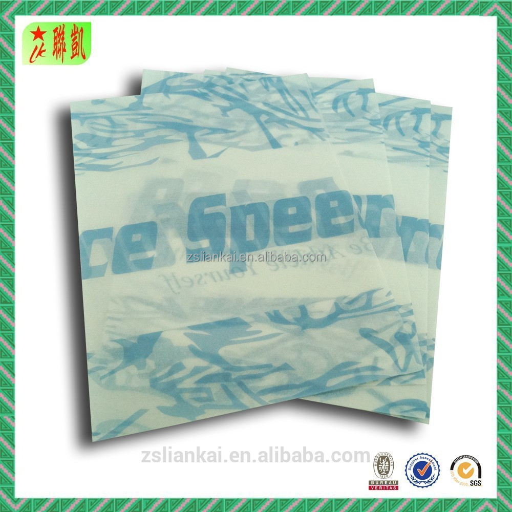 17gsm White Silk Tissue Paper With Company Logo