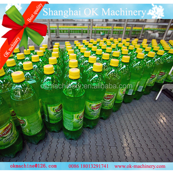 KK-33 carbonated soft drinks production line/making machine