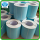 Blank sticker roll label plain label with strong roll sticker