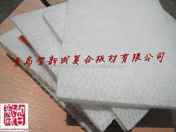 polypropylene honeycomb in FRP sandwich panel big supplier in China