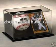 Acrylic Baseball Display Case,Lucite Basketball Rack,Perpsex Ball Holder