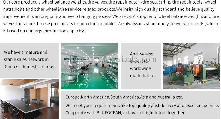 Top Quality Factory Price Zinc Coated Wheel Balancing Weight