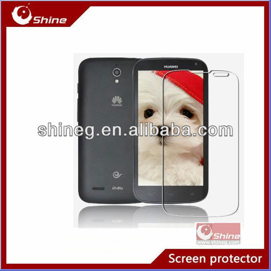 Lcd screen protector for Huawi G610 oem/odm