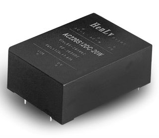 HenLv brand made in china ac dc converter 5v output input 220v power module