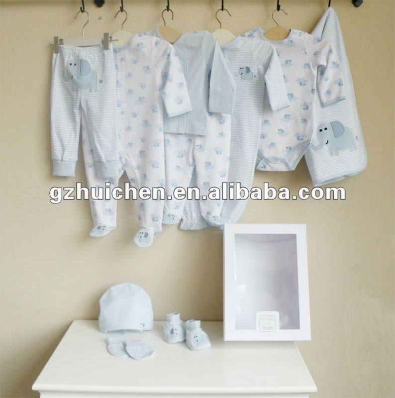 mutter und bab 2012 herbst kleidung baby neugeborenen geschenk set 10 st ck. Black Bedroom Furniture Sets. Home Design Ideas